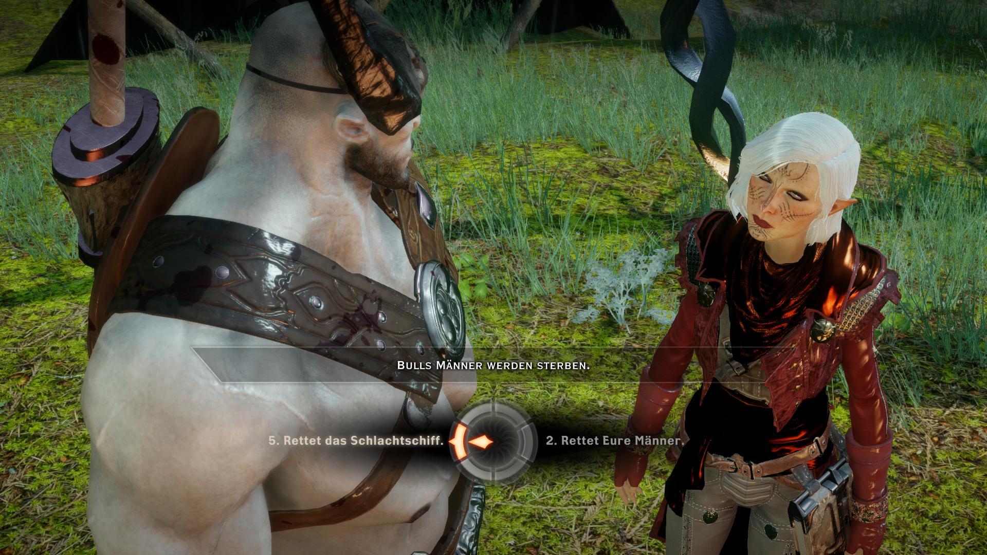Dragon age 3 flirten