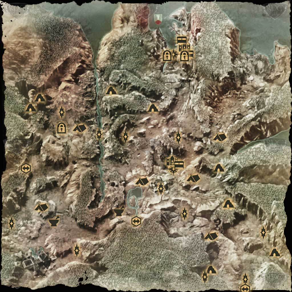 Die Hinterlande | Lösung | Dragon Age Inquisition | RPGuides