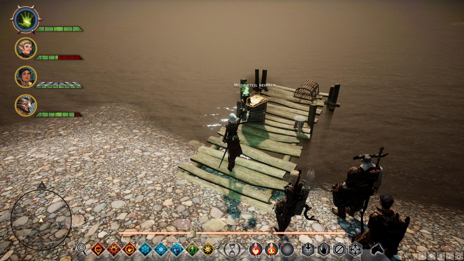Dragon Age Inquisition Mosaic Pieces Locations Guide ...