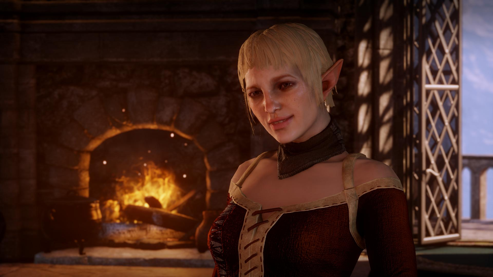 Dragon Age: Inquisition - Leliana: Left Hand of the Divine