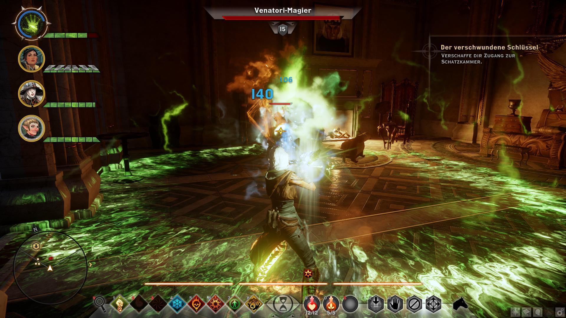 Böse Augen und böse Herzen | Komplettlösung | Dragon Age Inquisition ...