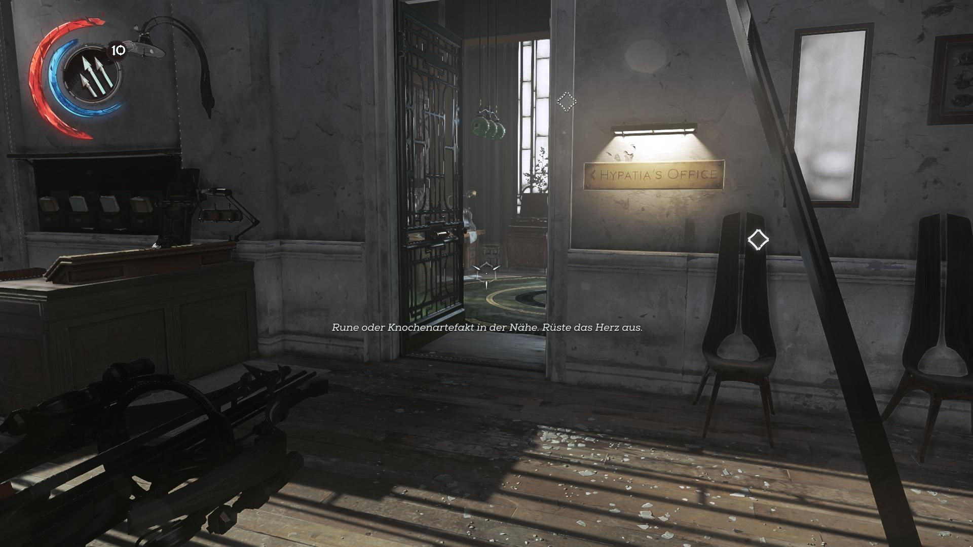 Dishonored  Recuperation Room