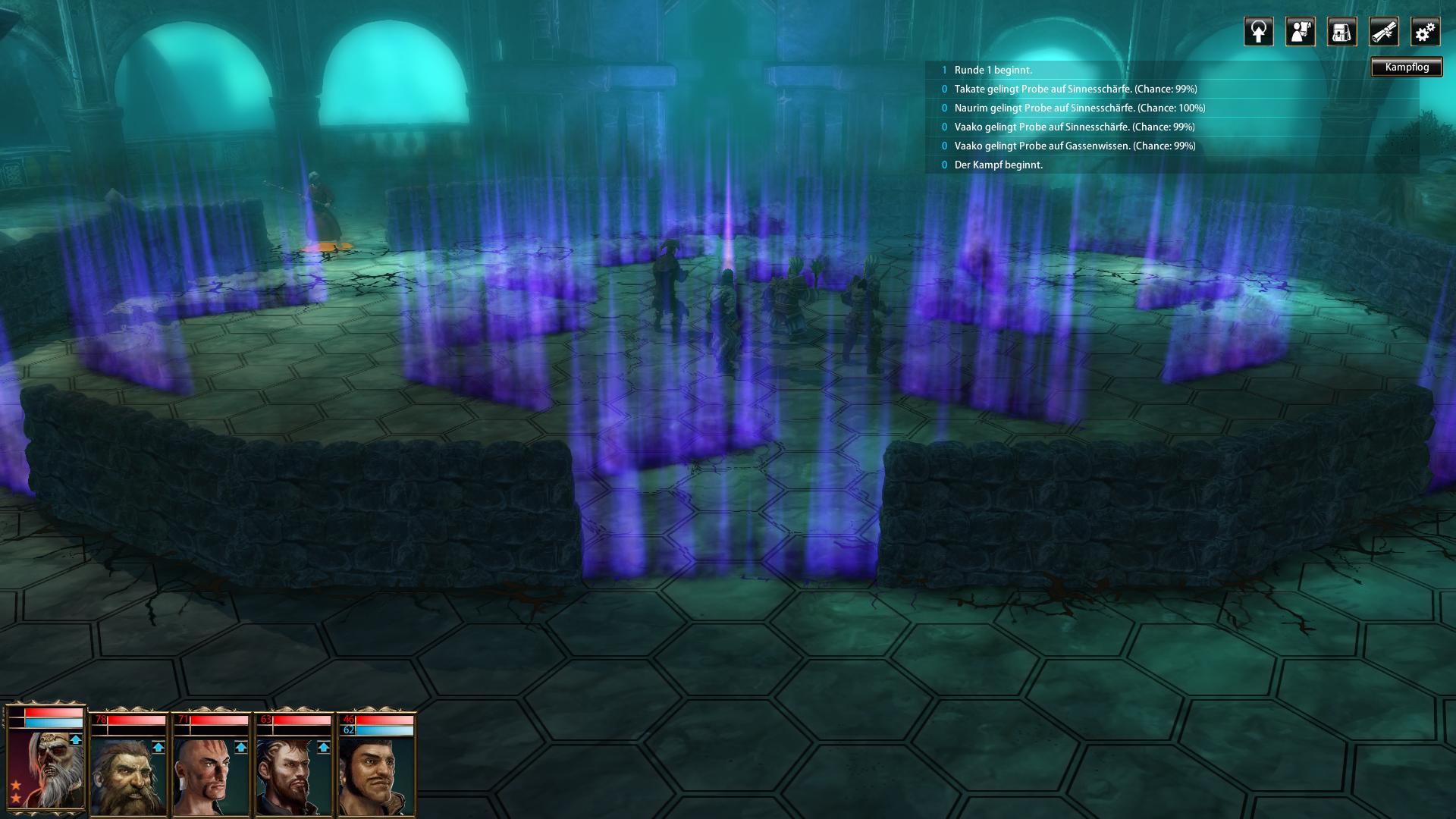 Blackguards Komplettlösung