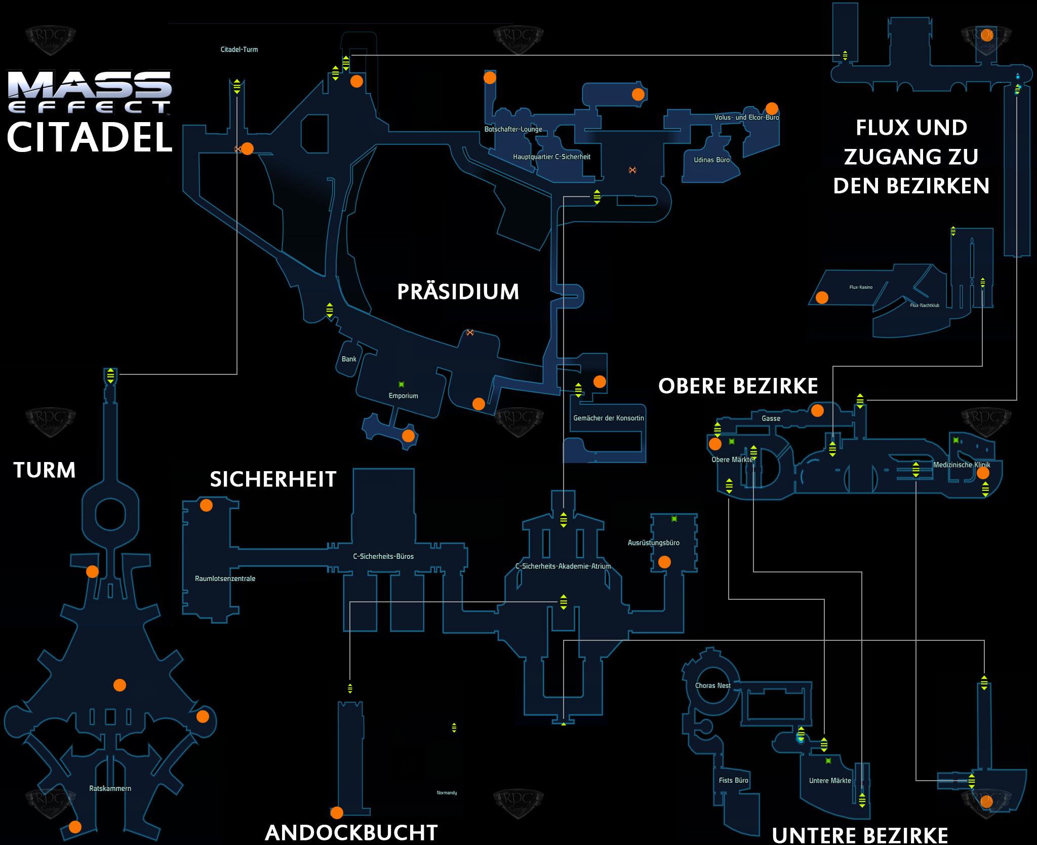 Auftrag: Citadel: Keeper scannen (Scan the Keepers) | Lösung ... on