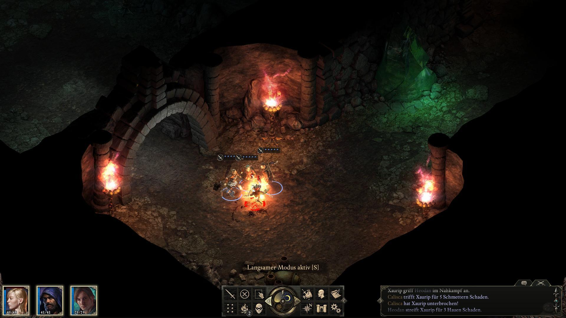 the witcher 3 entzünde die feuerschalen in der richtigen reihenfolge