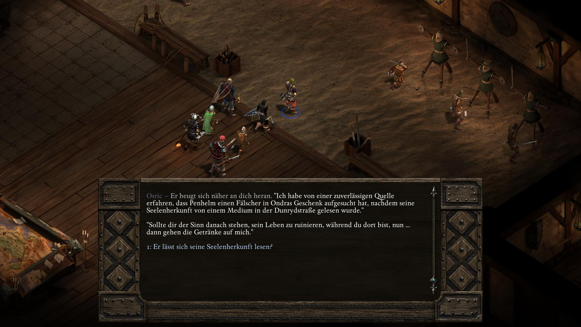 pillars of eternity how to get rogue