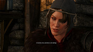 Nebenquest eiserne jungfrau iron maiden l sung the for The witcher 3 giardino di freya